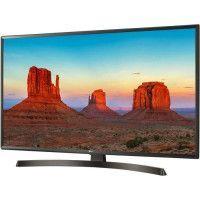 LG 43UJ635V TV LED 4K 43 108 cm - Smart TV - 3x HDMI - Classe energetique A