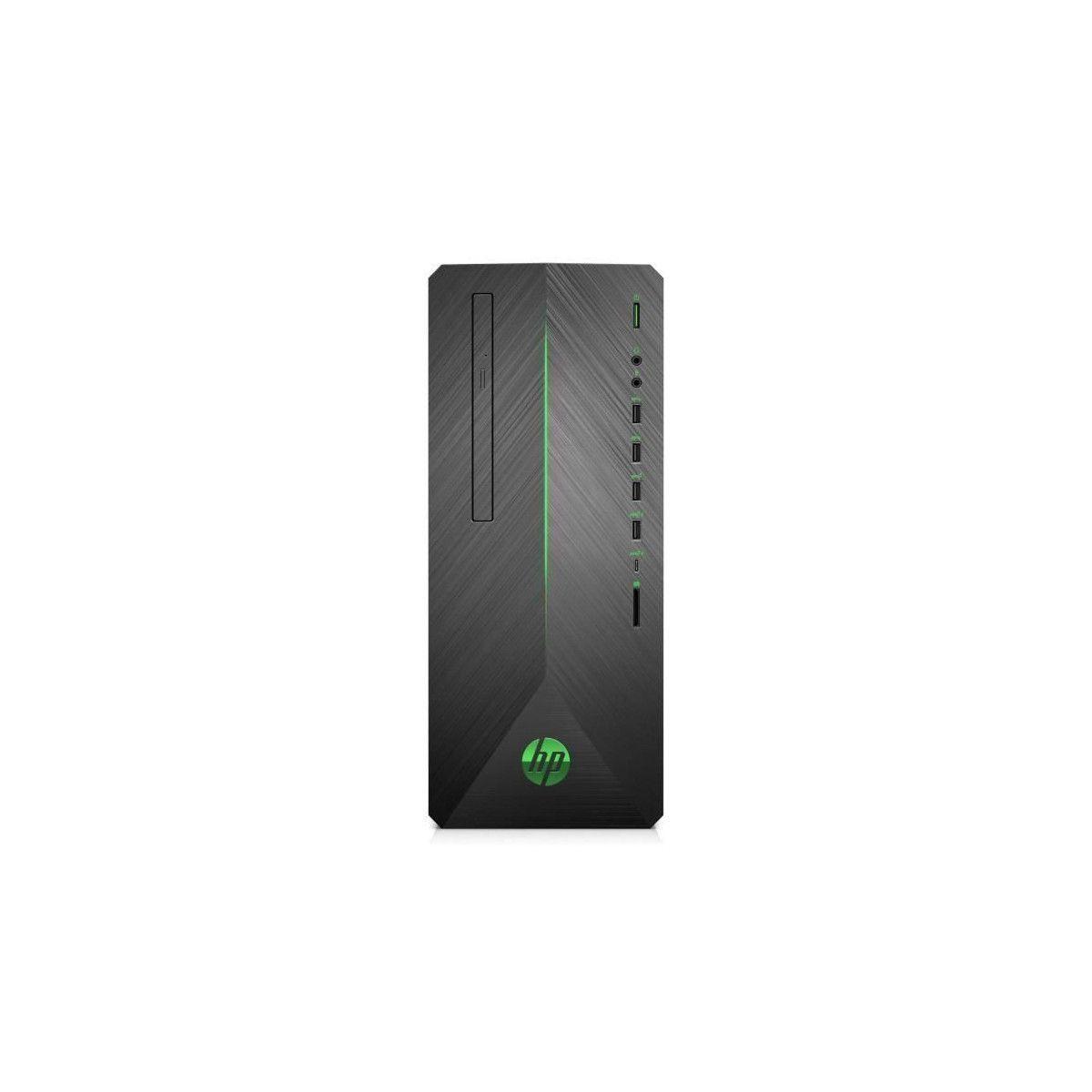 HP PC de Bureau Pavilion Gaming HP790-0021nf -Core i7-8700 - RAM