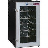 LA SOMMELIERE LSC18 - Cave de mise a temperature 18 bouteilles - Froid brasse - Thermostat electronique