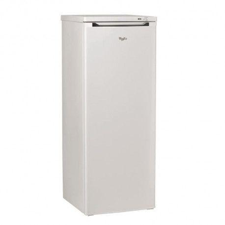 WHIRLPOOL WV1512W - Congelateur armoire - 165 L - Froid Statique - Classe A+ - L 55 x H 143 cm - Blanc