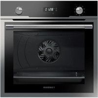 ROSIERES - RF697ZIN - Four Multifonction - Charleur Pulsee -70L - Pyrolyse - A - Inox