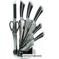 Royalty-Line RL-KSS700 Set de couteaux 8 pièces