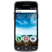 SMARTPHONE SENIOR ANDROID 4G 5 POUCES BASE DE CHARGEMENT THOMSON - SEREA500BLK