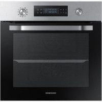 SAMSUNG NV64R3571BS-Four TWIN CONVECTION?-Pyrolyse-Classe energetique A-Capacite de 64 litres
