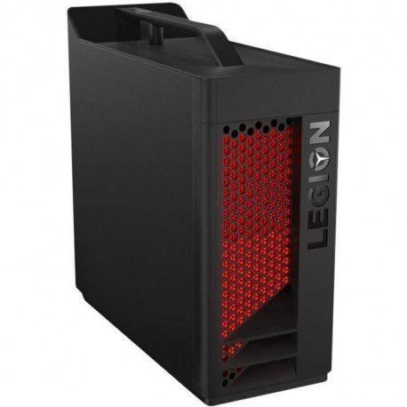 Unite Centrale Gamer - LENOVO Legion T530-28ICB - Core i5-8400 - RAM 8Go - Stockage 1To HDD + 256Go SSD - GTX 1060 6Go - Windows