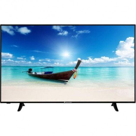 CONTINENTAL EDISON SMART TV LED 4KUHD 58 147 cm - Smart TV - Resolution 3840x2160 - 3x HDMI - 2x USB - Wi-Fi