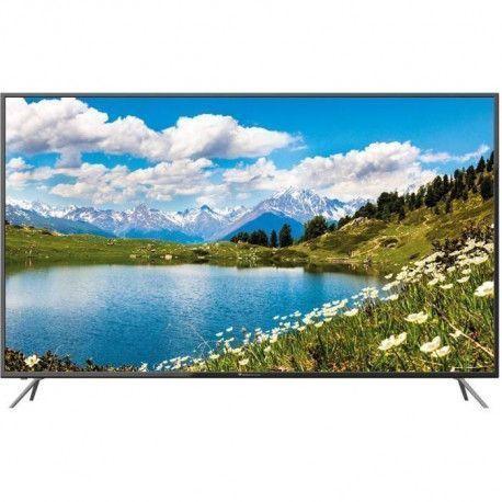 CONTINENTAL EDISON TV 65 165 cm 4K Ultra HD 3840x2160 - 3xHDMI 2.0 2xUSB Port Optique