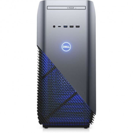 Unite Centrale Gamer - DELL Inspiron Desktop 5680 - Core i3 8100 - RAM 8 Go - 1To + 128Go SSD - NVIDIA GTX 1060 6Go Windows 10