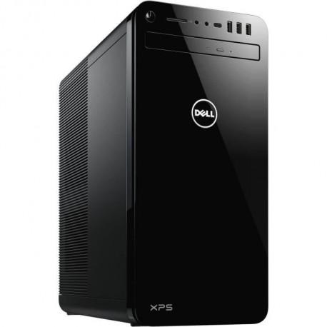 Unite Centrale - DELL XPS 8930 - Core i7-8700 - RAM 16 Go - Stockage 2To + 256Go SSD - NVIDIA GTX 1070 8 Go Windows 10