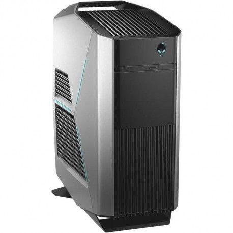 Unite Centrale Gamer - Alienware Aurora R8 - i3-8100 - RAM 8Go - Stockage 1To +256Go SSD - AMD Radeon RX 560X 4Go - Windows 10