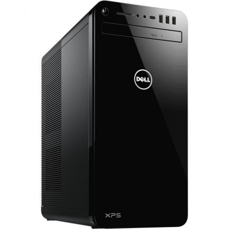 Unite Centrale Gamer - DELL XPS 8930 - Core i7-8700 - RAM 16Go - Stockage 2To + 256Go SSD - GTX 1060 6Go - Windows 10