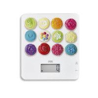 ADE Balance electrique KE 1721 - Decors Tiffany - 5kg / 1g