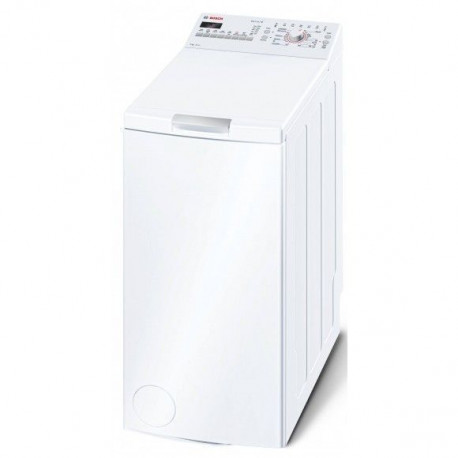BOSCH WOT24257FF Lave-linge top 7 kg - A +++ - 1200 trs/min - Blanc - Départ différé