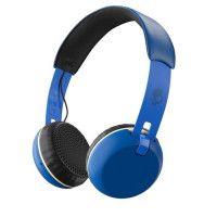 Skullcandy S5GBW-J546 Casque GRIND sans fil Bluetooth - Bleu
