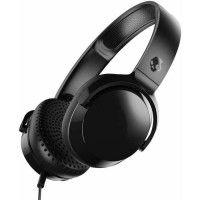Skullcandy S5PXY-L003 Casque RIFF filaire avec microphone integre et controle des appels - Noir