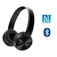 SONY - Casque Bluetooth noir MDR-ZX330BTB