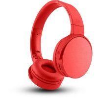 TnB CB SHINE 2 Casque Bluetooth 4 en 1 - Rouge