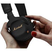 Marshall MID A.N.C. Casque avec micro sur-oreille Bluetooth sans fil Suppresseur de bruit actif noir