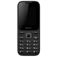 HAIER M220 Feature phone écran 1.77'' Blanc