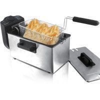 FRITEUSE INOX 3 LITRES 2 000 W TECHWOOD - TFR-300