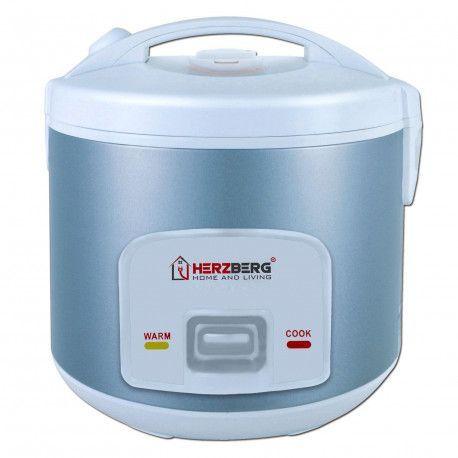 Herzberg Herzberg HG-8004: 700W Cuisinière Electrique Multifonction - 1.8L