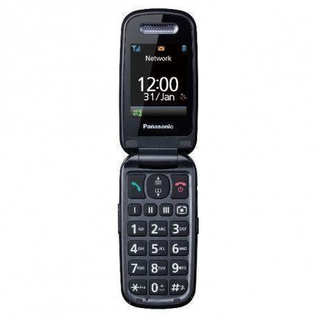 Panasonic Mobile resistant aux chocs ecran couleur PANASONIC - KXTU466EXBE