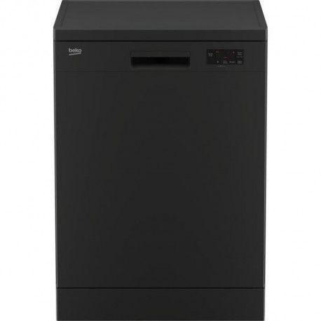 BEKO - DFN15320A - Lave-vaisselle - Pose libre - 13 couverts - 47dBA - A++ - L60 cm - Anthracite