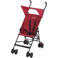 SAFETY 1ST Canne fixe Peps + Canopy Ribbon Red Chic