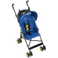 SAFETY 1ST Poussette Canne Fixe Crazy Peps Super Blue