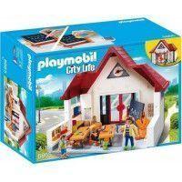 PLAYMOBIL 6865 - City Life - Ecole avec Salle de Classe