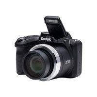 KODAK Appareil photo numerique bridge AZ365 - 16,44Mpix - Zoom optique x36 - Noir