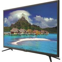 CONTINENTAL EDISON TV LED HD 32 80 cm - Smart TV - Resolution 1366 x 768 - Wi-Fi, Netflix, You Tube - 2x HDMI, 1x USB