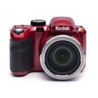 KODAK AZ421 Appareil photo numerique - Zoom optique 42x - Grand angle 24 mm - Ecran 3 LCD - 16 MP - Rouge