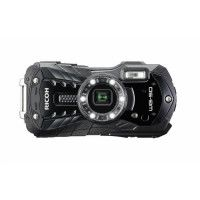 RICOH WG 50 Noir - Compact outdoor 16 MP + Etui Neoprene