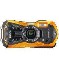 RICOH WG 50 Orange - Compact outdoor 16 MP + Etui Neoprene
