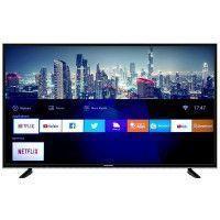 TV 49 POUCES LED 123 cm - UHD - HDR - SMART TV avec Netflix - Quad core GRUNDIG - 49GDU7500B