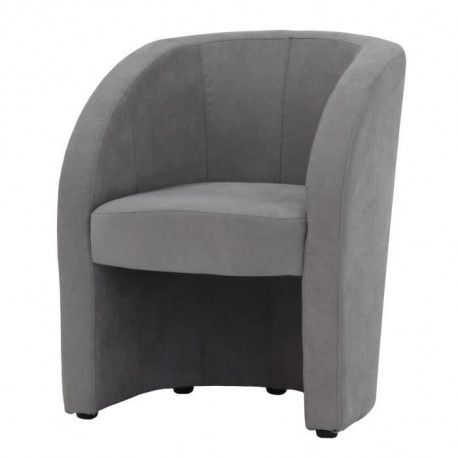 TED Fauteuil SORO Gris clair