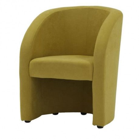 TED Fauteuil SORO Jaune