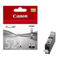 CANON Cartouche dencre CLI-521 BK - Noir Photo