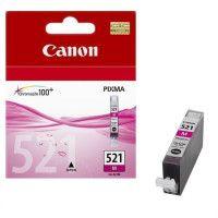 CANON Cartouche dencre CLI-521M - Magenta - Capacite standard - 9ml - 480 pages