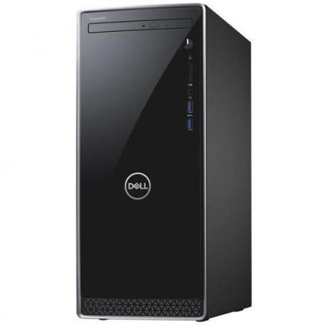 Unite Centrale - DELL Inspiron 3670 - Core i5-8400 - RAM 8Go - Stockage 1To - Windows 10