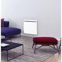 CONCORDE Ecodou 1500 watts Radiateur electrique a inertie Fonte + film chauffant - Entierement programmable LCD - 100 % France