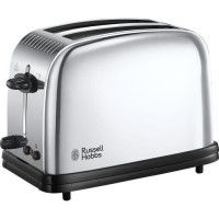RUSSEL HOBBS 23311-56 Toaster Grille-Pain Victory Cuisson Rapide Uniforme Chauffe Viennoiserie