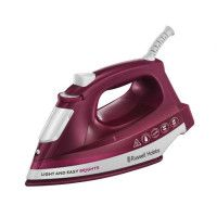 Russell Hobbs 24820-56 Fer a Repasser Vapeur Light and Easy, Defroissage Vertical Possible - Violet