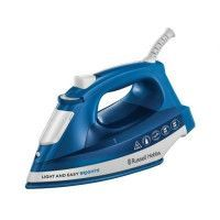 Russell Hobbs 24830-56 Fer a Repasser Vapeur Light and Easy, Defroissage Vertical Possible - Bleu