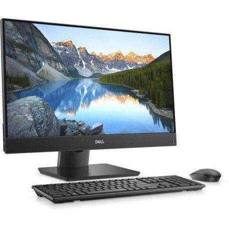 DELL Ordinateur Tout-en-un Inspiron AIO 5477 - 23,8 FHD - Core i5-8400T - RAM 8Go - 1To HDD + 256Go SSD - GTX 1050 4Go - Win 10