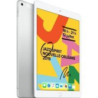 iPad 7 10,2 Retina 128Go WiFi + Cellular - Argent