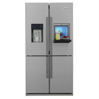 Réfrigirateur pose libre 535L BEKO GNE134620X