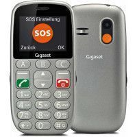 Téléphone mobile GIGASET MOBILES GL 390 GRIS