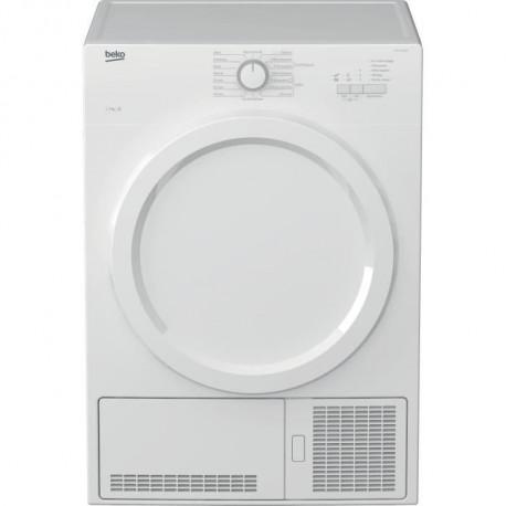 BEKO - DB7131PA0W - Seche-linge - Condensation - 7kgs - B - Blanc